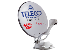Teleco SKY Q Automatic Satellite Searching Systems Now Available